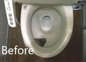 導入事例・トイレ